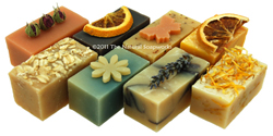 Handmade Natural Goats Milk Soaps