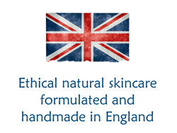 Natural Organic Soaps and Cosmetics Handmade in England