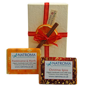 Handmade Goats Milk Soap and Skincare Gifts